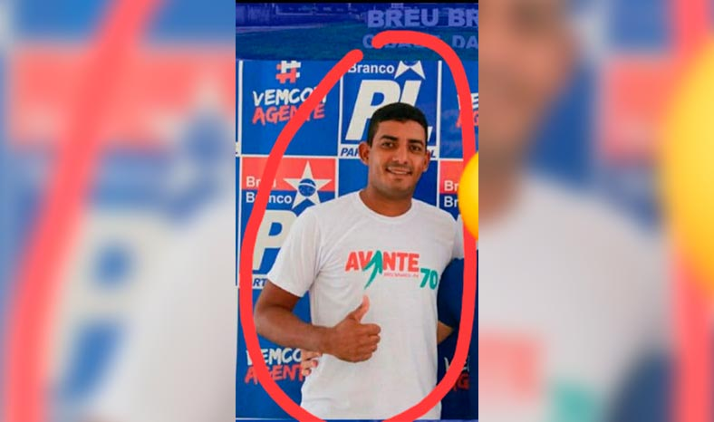Breu Branco: Pré-candidato a vereador é preso acusado de homicídio e tráfico de drogas