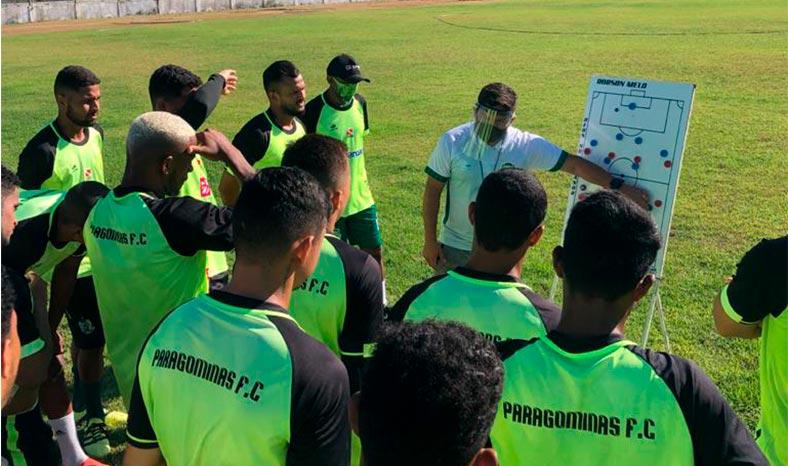 Técnico Robson Melo acredita que o Paragominas vai forte para a reta final do Parazão