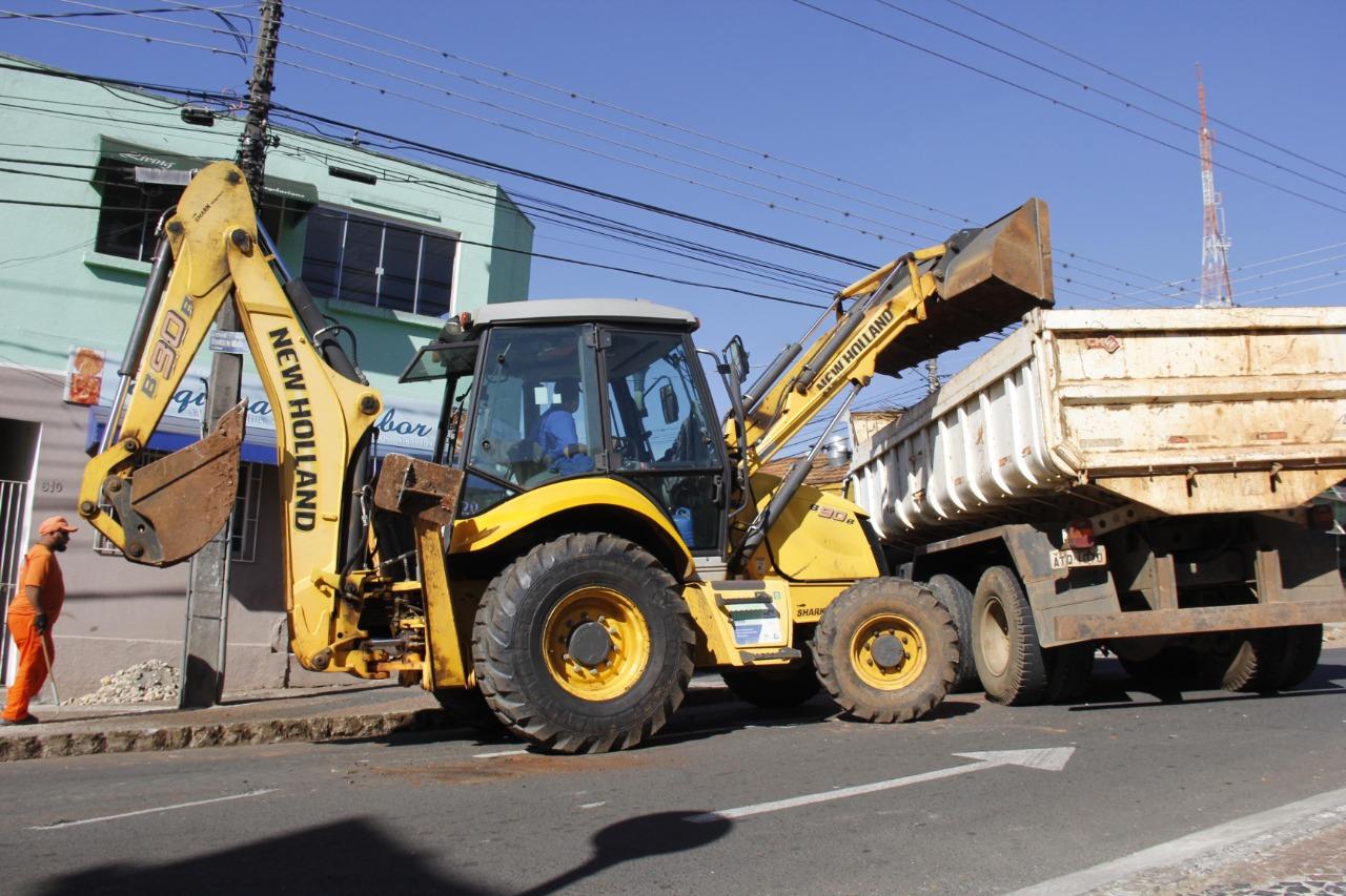 Em Jacundá, prefeitura organiza megalocação de máquinas de quase R$ 9 milhões