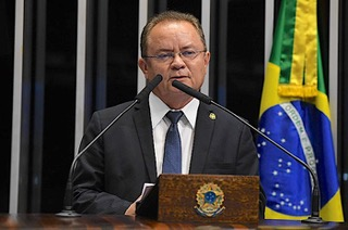 PRE-PA opina pela cassação do senador Zequinha Marinho