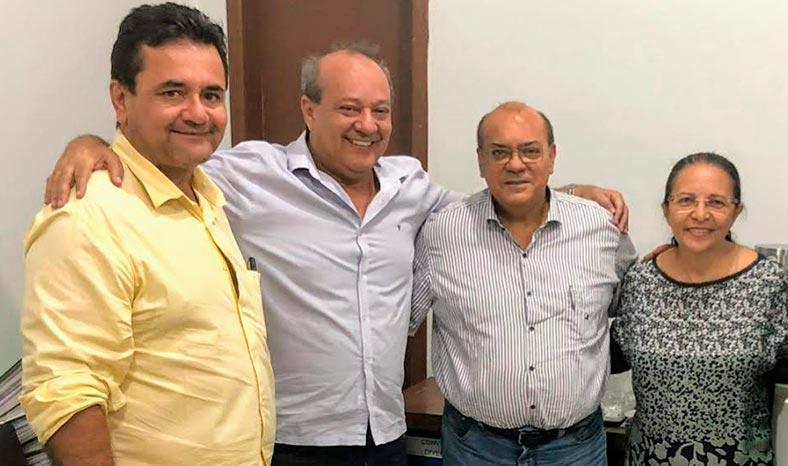 Deputado federal Nilson Pinto destina R$ 850 mil de emendas a Marabá