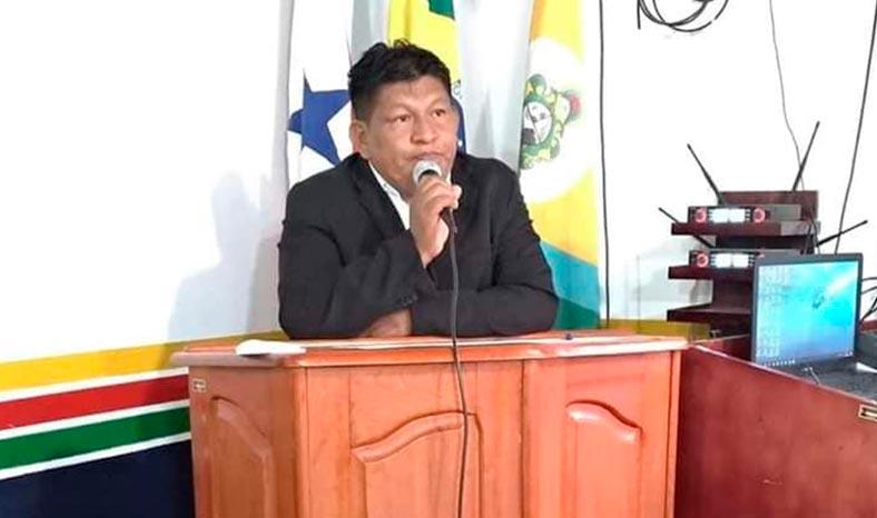 Vereador e líder indígena morre de covid-19 em Jacareacanga