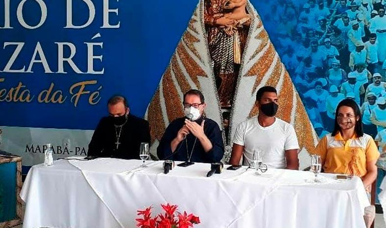 40º Círio de Marabá terá Rodoromaria com transmissão online para evitar aglomerações