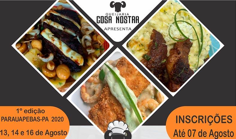 Concurso gastronômico Buffalo's Gourmet recebe inscrições até esta sexta-feira (7)
