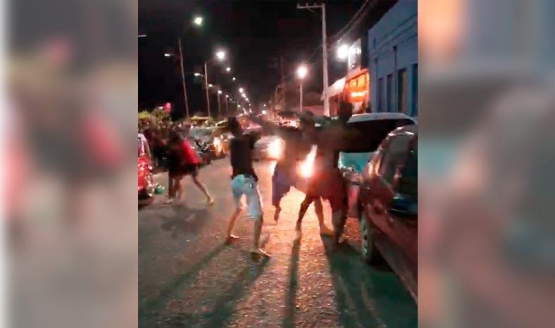 Marabá: Após aglomeração e briga, autoridades prometem agir