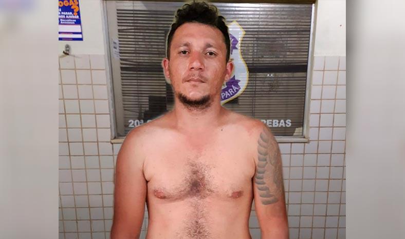 PM prende homem com crack e apreende adolescente com maconha em Parauapebas