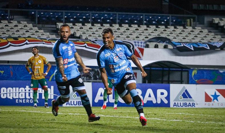 Paysandu goleia o Itupiranga no Mangueirão e termina a primeira ...
