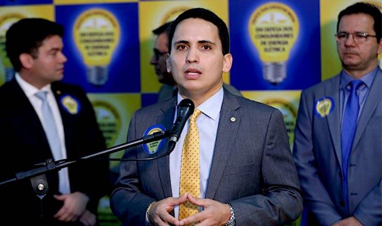 Projeto de Cássio Andrade aciona Congresso para derrubar aumento de energia no Pará