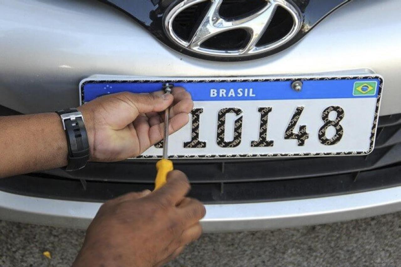 Prefeitura de Marabá vai comprar placas padrão Mercosul