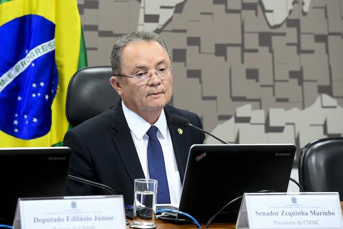 """Senador Zequinha Marinho sobre Paulo Guedes: """"Os números nunca batem"""""""
