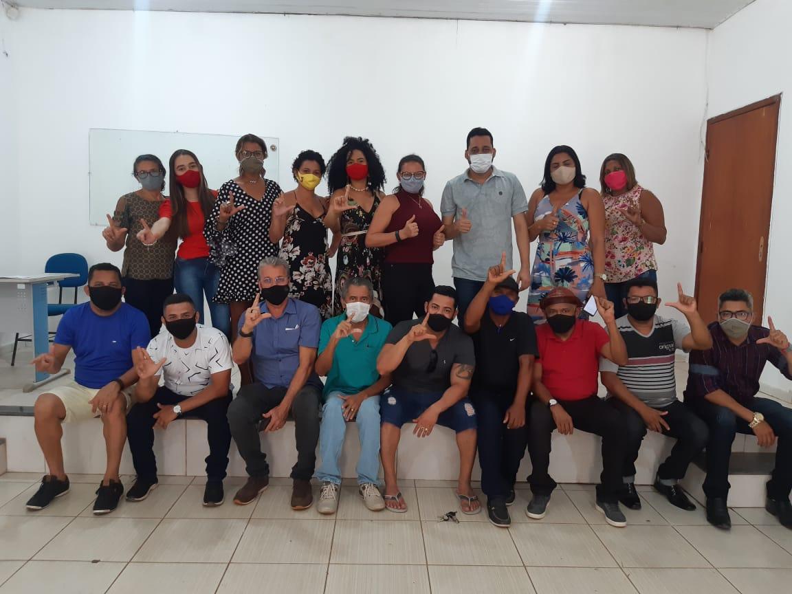 PT de Marabá anuncia apoio ao prefeito Tião Miranda na corrida à reeleição