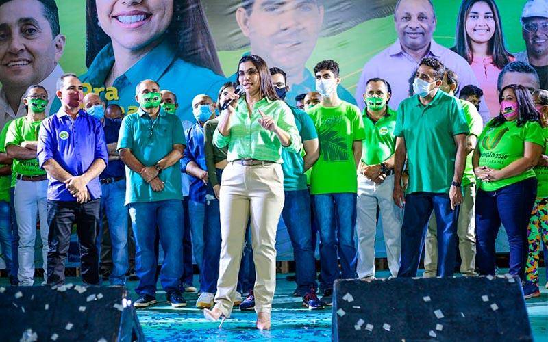 Convenção do MDB confirma Josemira Gadelha à Prefeitura de Canaã dos Carajás