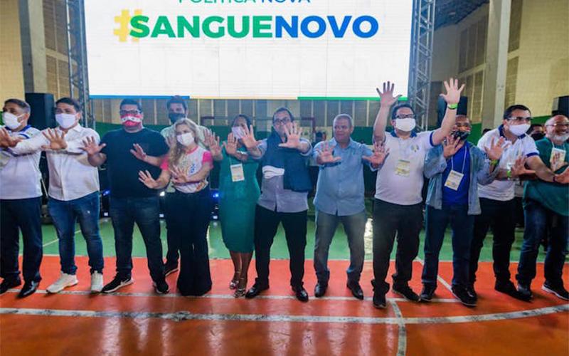 Convenção do Republicanos confirma candidatura de Vavá Martins à Prefeitura de Belém