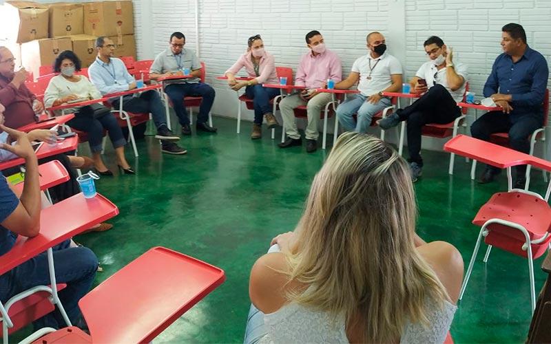 Parauapebas: Corpo técnico da UEPA acerta detalhes para a instalação da universidade no município
