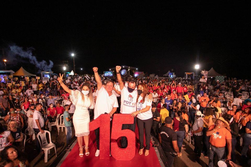 Eleição 2020: Darci Lermen anuncia João do Verdurão (PDT) como vice