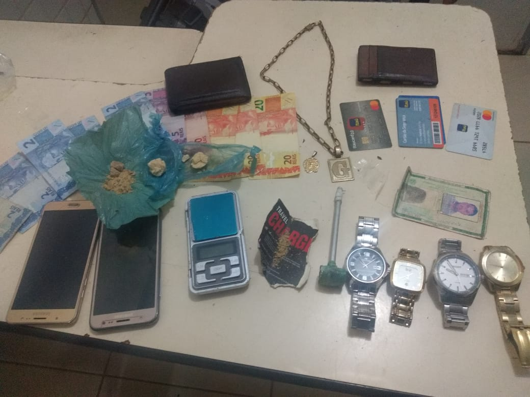 Canaã dos Carajás: PM intensifica ações de combate ao tráfico de drogas e outros crimes