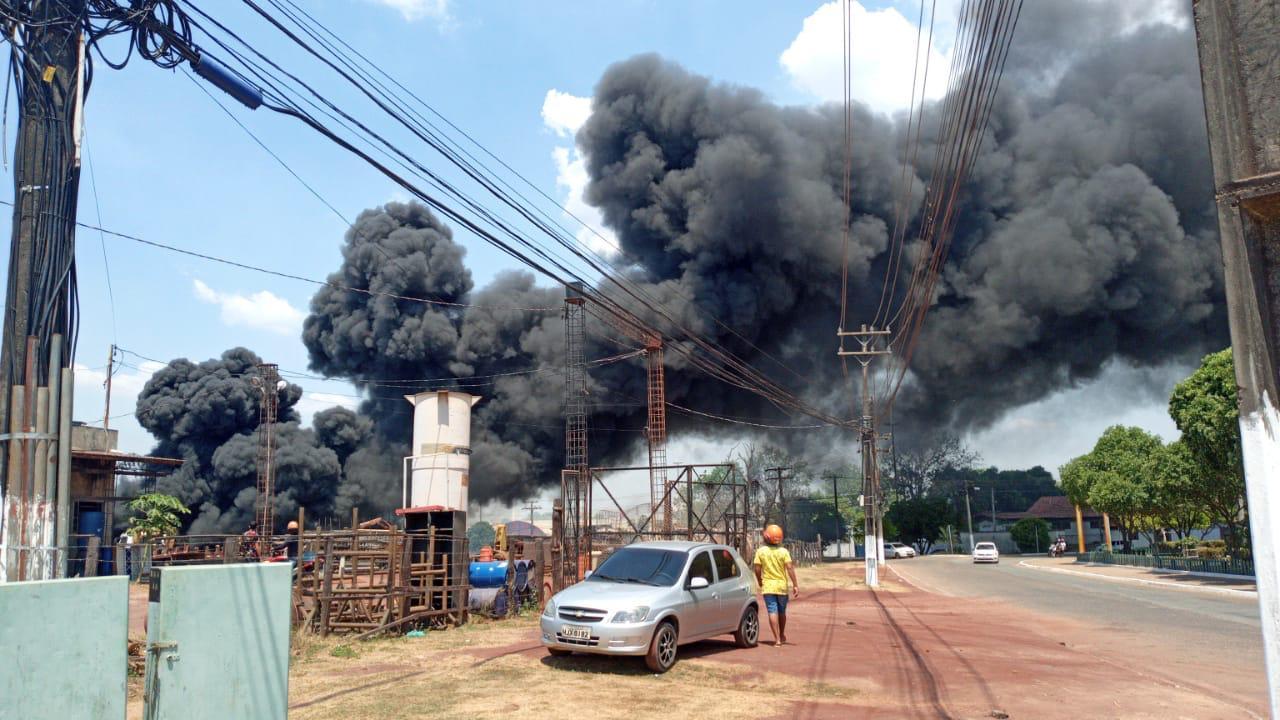 Marabá: Queimadas preocupam população e agitam Corpo de Bombeiros