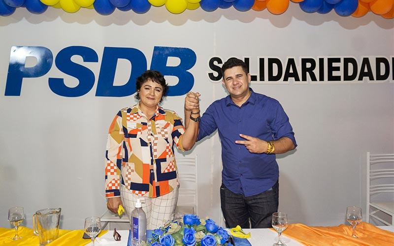 Júnior Super é o candidato do PSDB a prefeito de Canaã dos Carajás