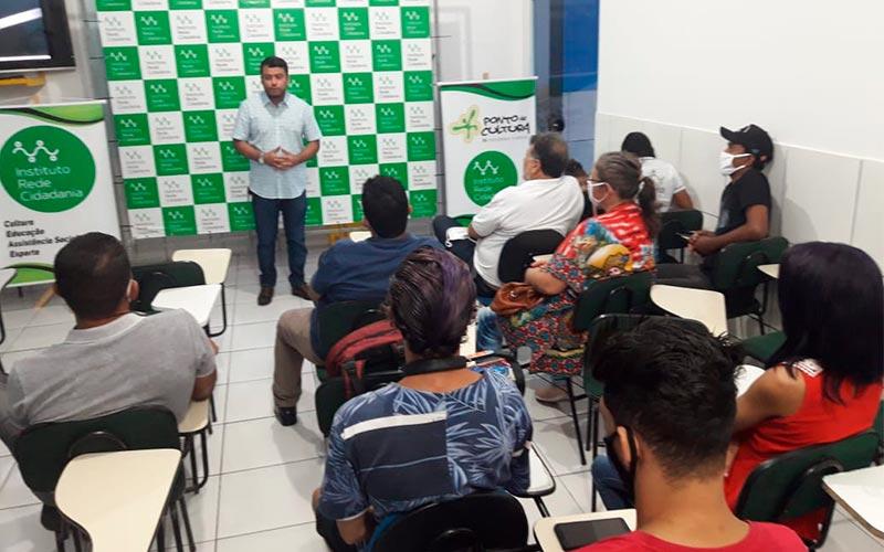 Parauapebas se torna Ponto de Cultura através do Instituto Rede Cidadania