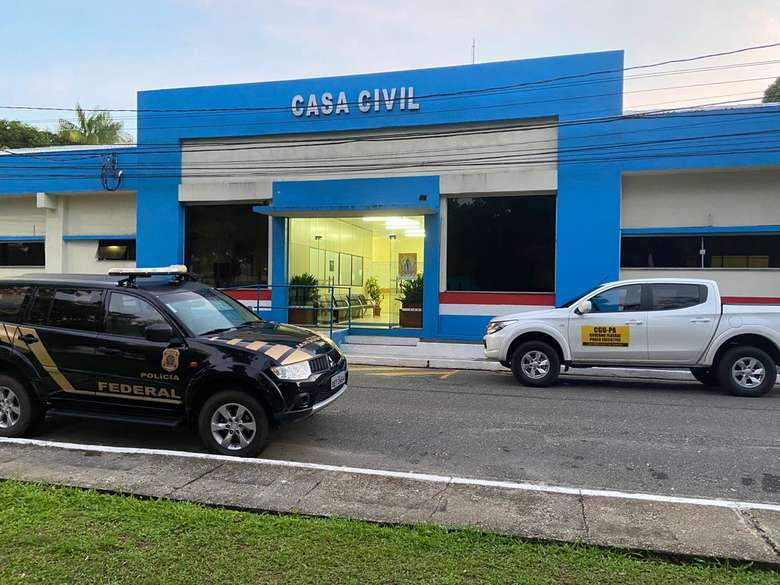 PF deslancha operação contra supostos desvios de recursos da Saúde no Pará e prende secretários de governo