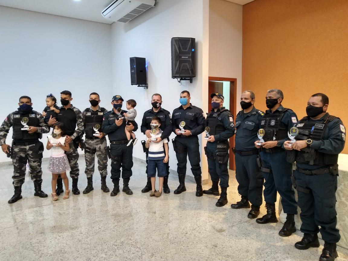 Xinguara: Policiais militares que evitaram explosão gigantesca são homenageados
