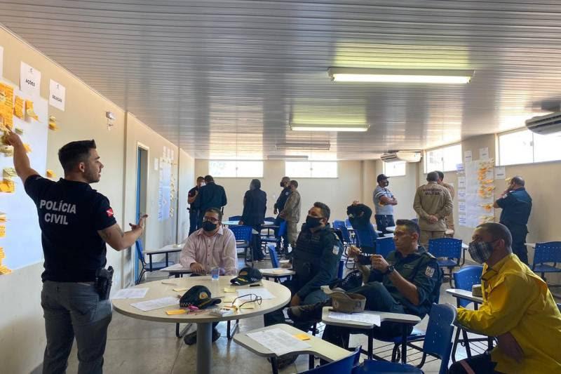 Redenção: Segurança Por Todo o Pará realiza primeira oficina de capacitação