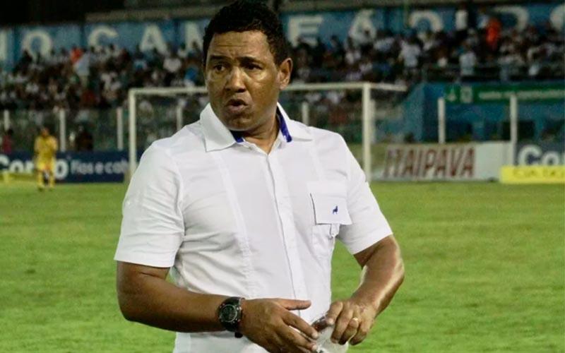 Rogerinho Gameleira será o técnico do Atlético Paraense na disputa da Segundinha 2020