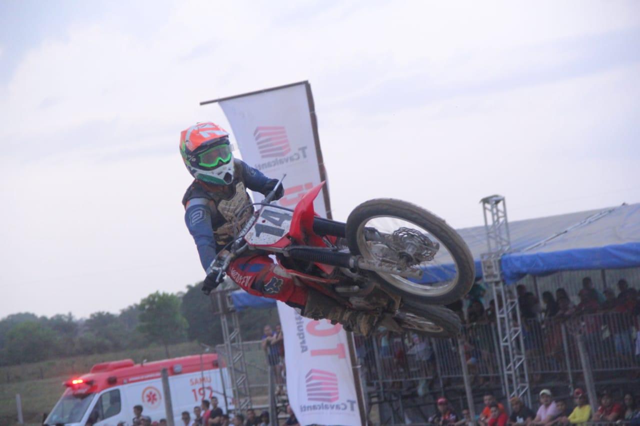 Segunda etapa da Copa Nordeste Pará de Motocross sacudiu Garrafão do Norte