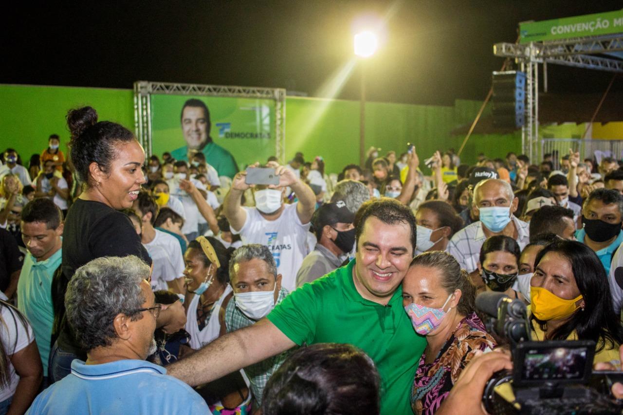 Curionópolis: DEM/PSDB oficializa candidatura de Adonei Aguiar à reeleição