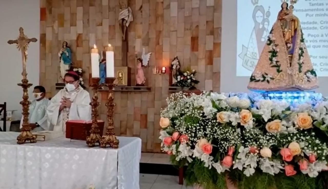Círio de Canaã dos Carajás reúne devotos em Rodoromaria