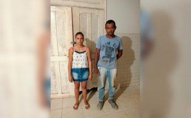 Ourilândia do Norte: Casal é preso acusado de maltratar criança, que veio a óbito