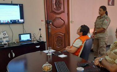 Vale e Corpo de Bombeiros Militar do Pará firmam acordo para fortalecer órgãos de defesa civil no estado