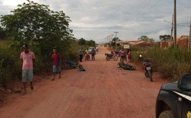 Ourilândia do Norte: Duas pessoas morrem em colisão entre duas motocicletas