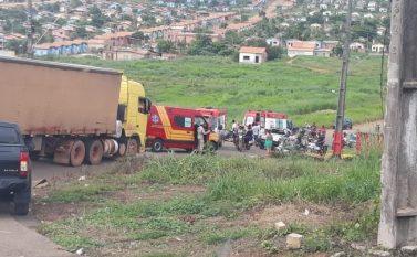 Tucuruí: Colisão entre motocicletas deixa uma pessoa morta