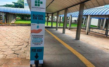 Campus do IFPA em Conceição adota medidas de combate ao novo coronavírus