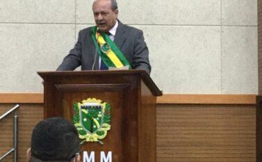 Tião Miranda toma posse como prefeito reeleito de Marabá, prometendo trabalhar muito mais