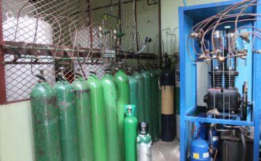 Oxigênio: Hospital Municipal de Marabá é autossuficiente na produção gases medicinais