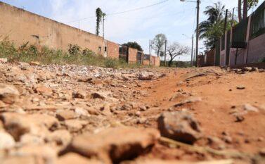 Governo Darci planeja operação para entrar pesado em ruas de chão batido