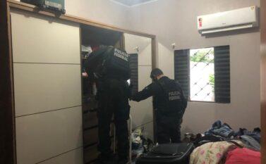Parauapebas: Federal prende acusados de traficar ecstasy
