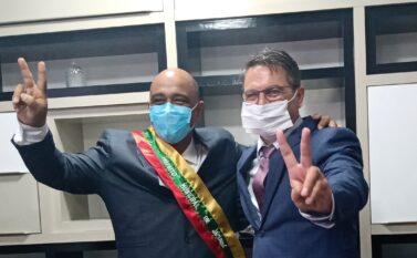 Itonir Tavares é o vigésimo prefeito da história de Jacundá