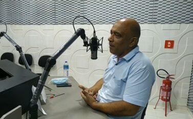 """""""Tudo é prioridade em Jacundá"""", diz prefeito em entrevista"""
