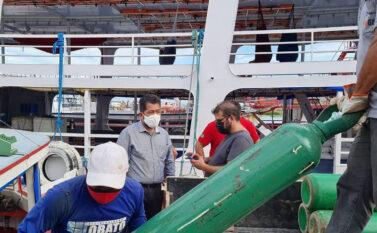 Sespa alerta secretarias municipais para monitoramento de oxigênio nos hospitais