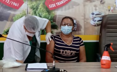 Chegou a vez de Jacundá vacinar contra a Covid-19
